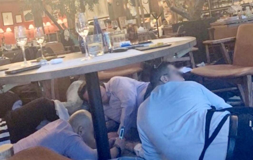 mafia israelí, Plaza Artz, Crimen pasional, CDMX, Mujer detenida,