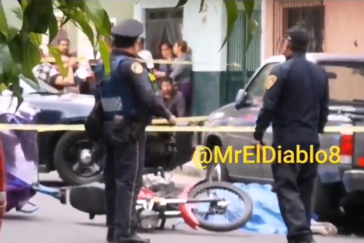 bicitaxista, Azcapotzalco, bicitaxi, balacera, CDMX, asesinato,