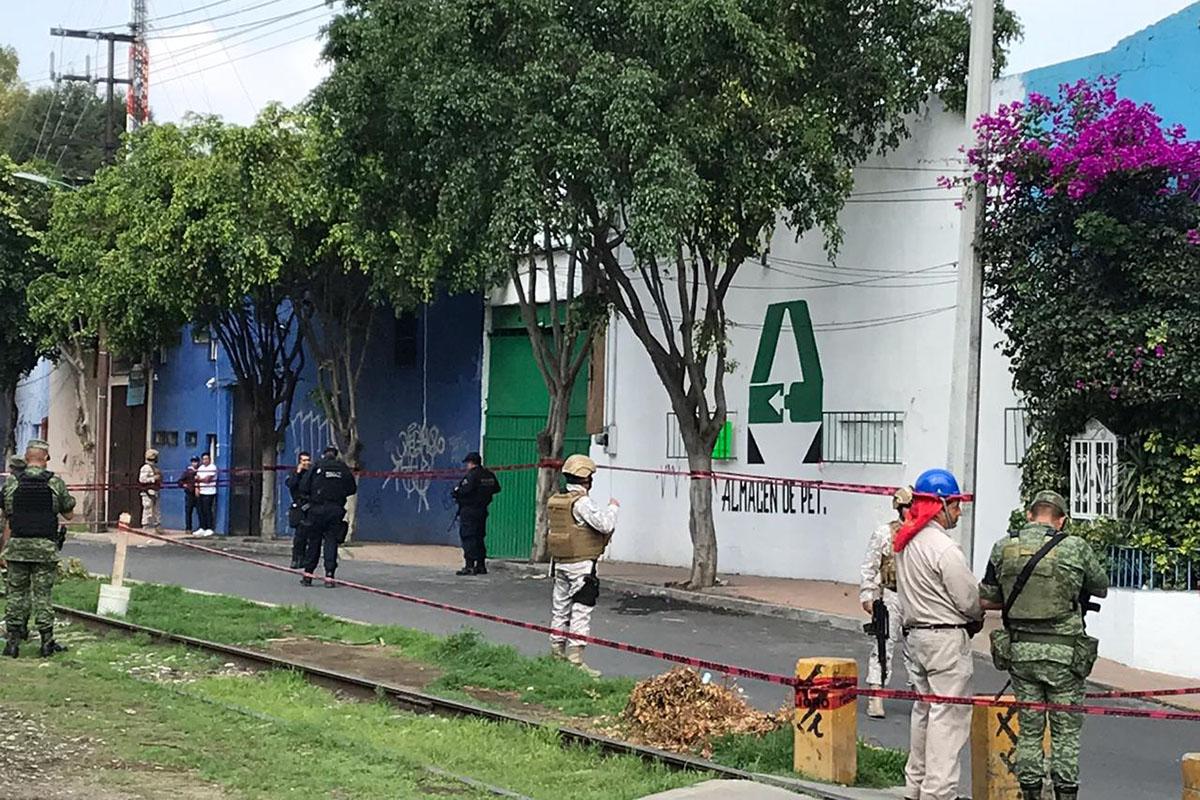 Fiscalía General de la República, FGR, hidrocarburo, Miguel Hidalgo, huachicol, robo combustible, Víctor Hugo Romo,