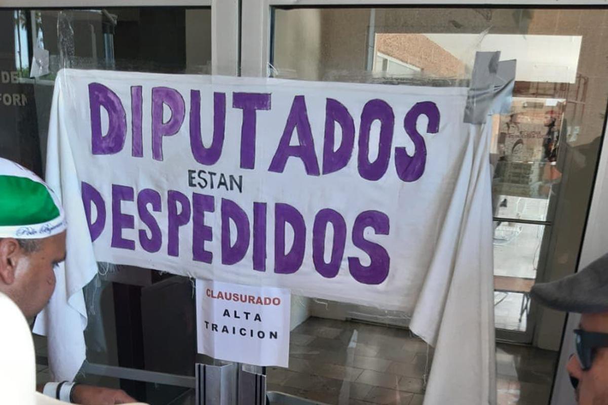 Congreso Baja California, Jaime Bonilla Valdez, Ley Bonilla, diputados, mandato, reelección,