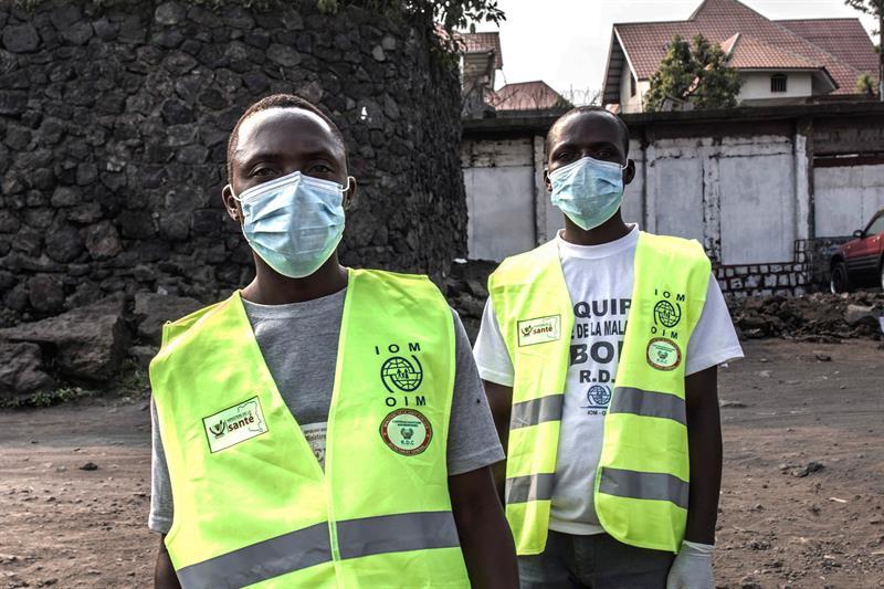 ébola, congo, niños,