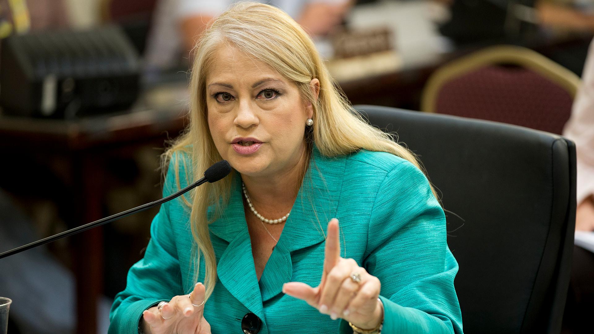 Puerto Rico, Wanda Vázquez