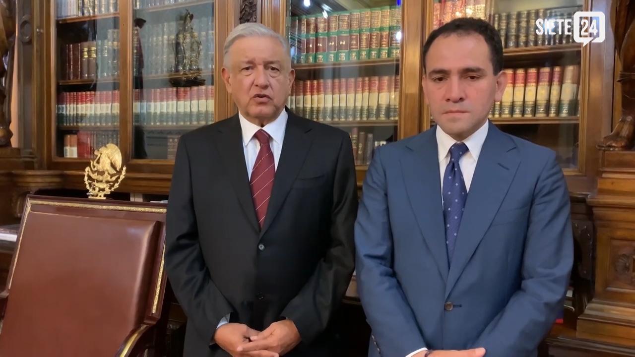 Senado, gabinete, Urzúa