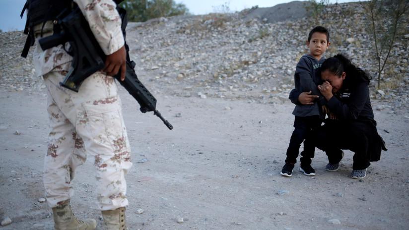 migrante, guatemala, Guardia Nacional, Estados Unidos, México