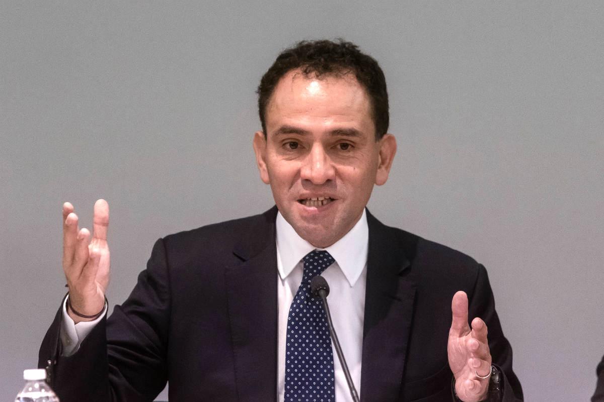 Arturo Herrera, titular de Hacienda (Cuartoscuro)