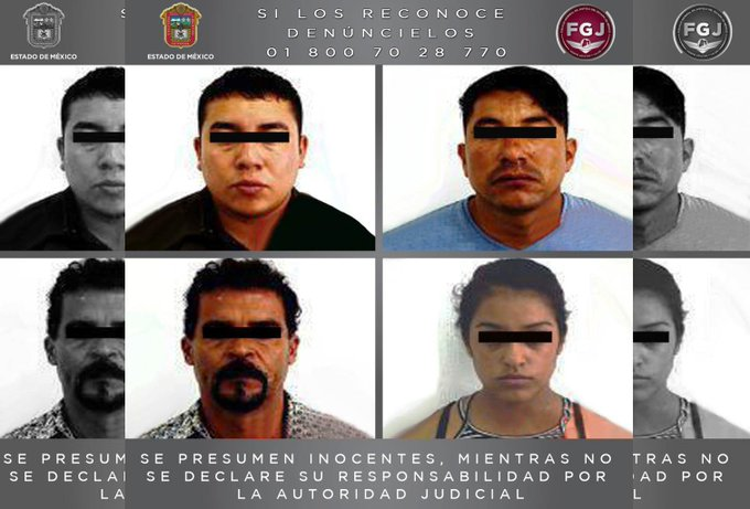Huehuetoca, secuestro, militares, Guardia Nacional