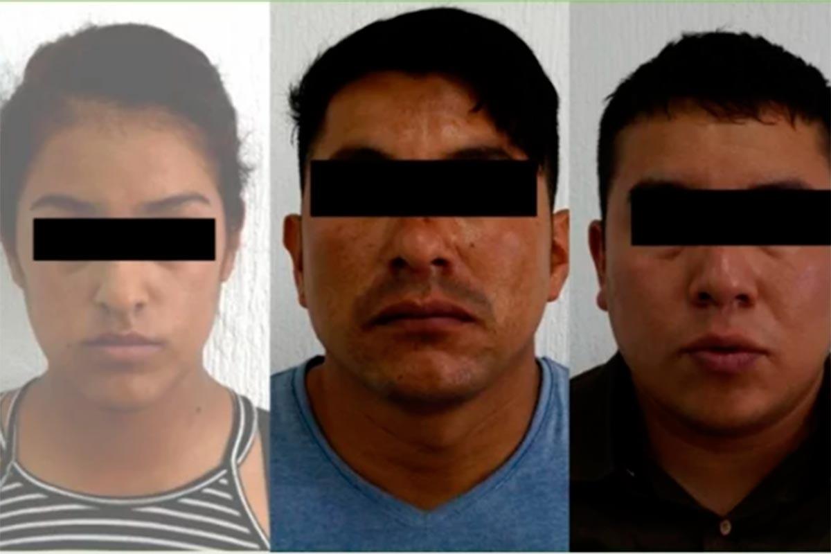 Huehuetoca, secuestradores, Guardia Nacional