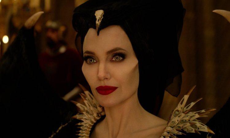 Angelina Jolie vuelve como Maléfica, más intensa