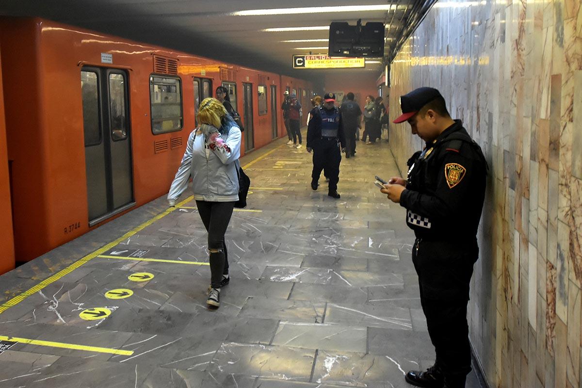 Metro, CDMX, transporte público