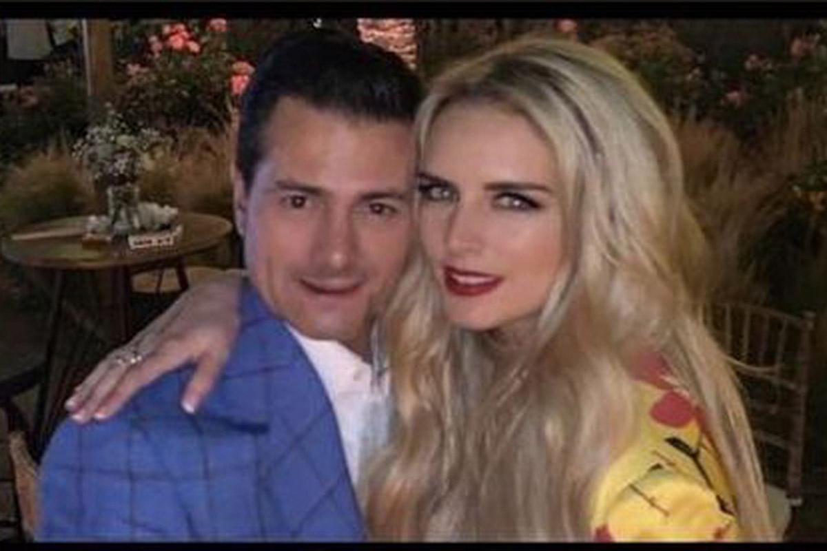 Tania Ruiz, Enrique Peña Nieto, modelo, expresidente, romance,