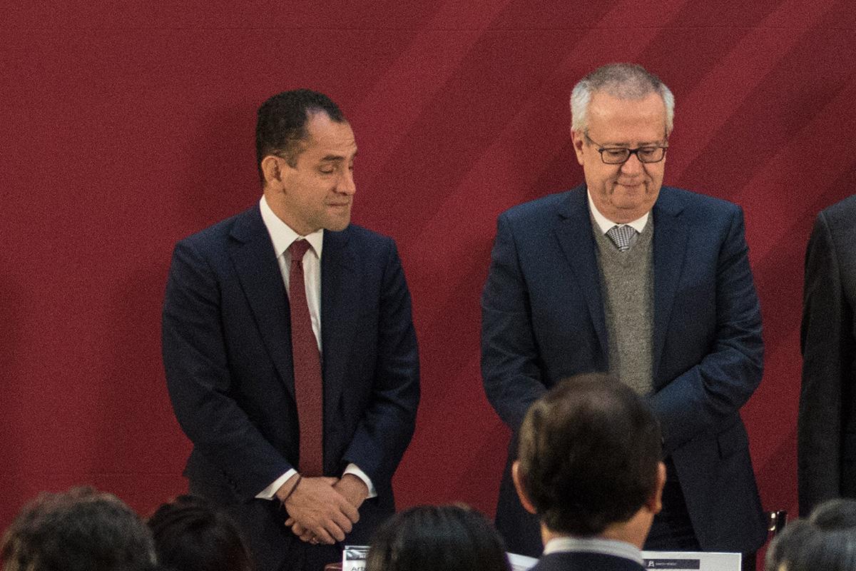 Carlos Urzúa, Arturo Herrera, SHCP, Hacienda, renuncia,