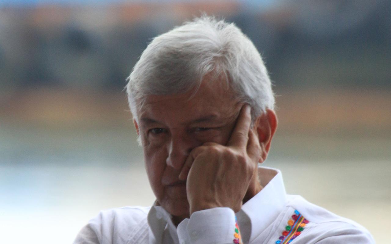 Primer Informe de Gobierno, Andrés Manuel López Obrador, AMLO, Grupo Atlacomulco, spots,