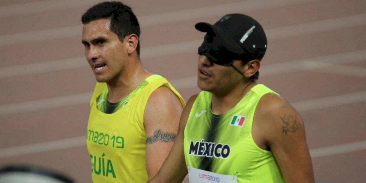 Alejandro Pacheco ganó medalla. foto: Twitter