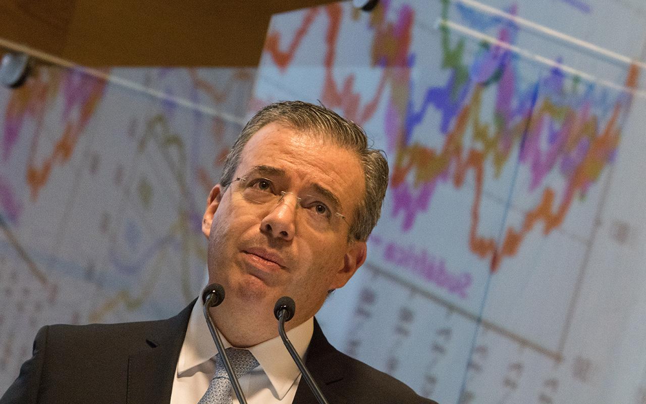 Alejandro Díaz de León, Banco de México, Banxico, tasa de interés, Reserva Federal,