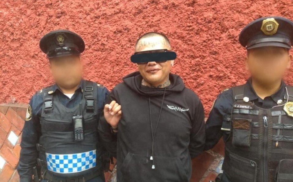 Detienen al hermano de la Barby Juárez. Foto: Twitter