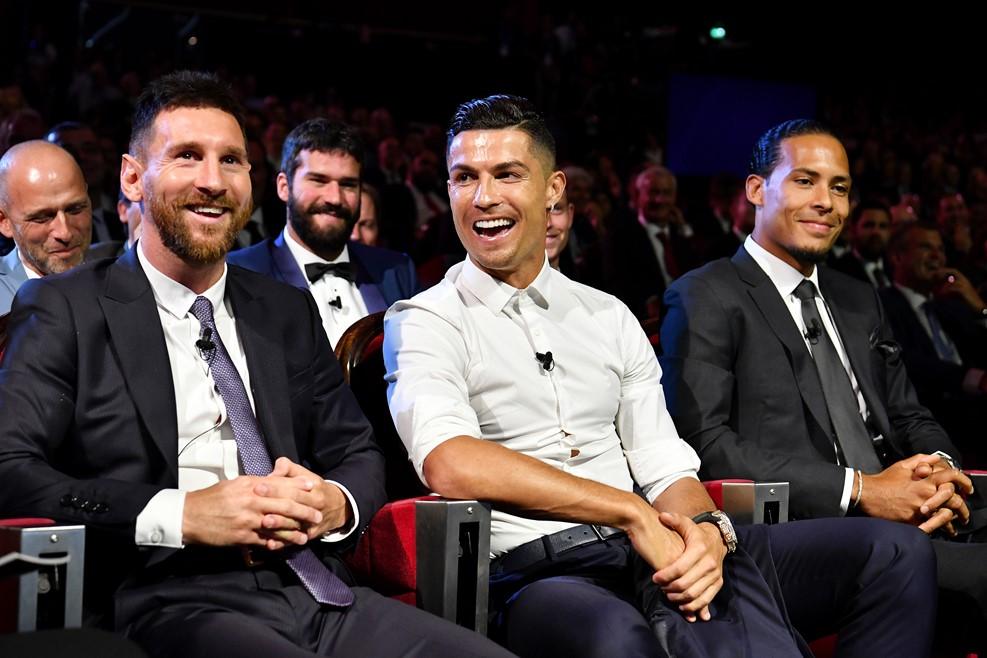 Cristiano Ronaldo, Lionel Messi, Real Madrid, FC Barcelona