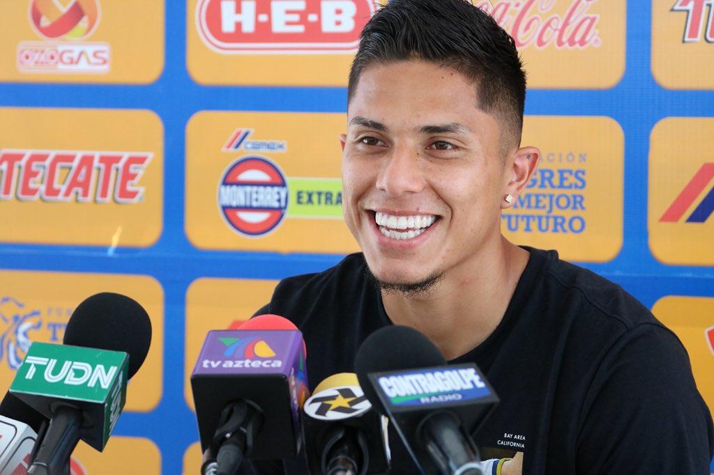 Salcedo se burla de las críticas. Foto: Twitter