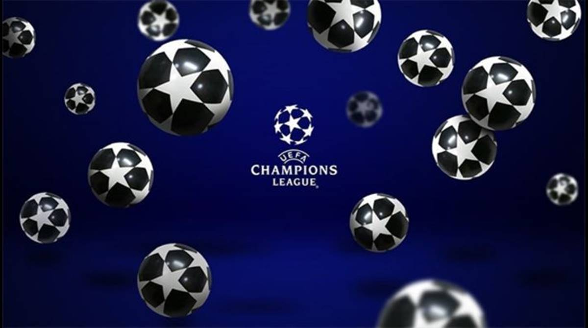 Se realizó el sorteo de la Champions League. Foto: Twitter