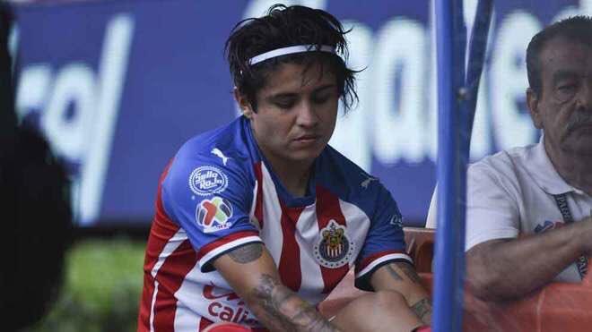 Golpe para Chivas. Foto: Twitter