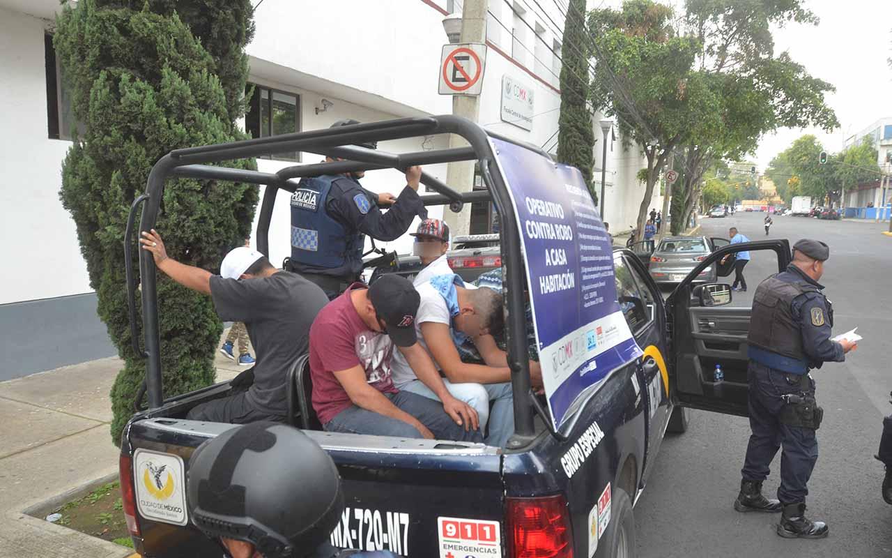 cártel de Tláhuac, El Ojos, CDMX, Narcotráfico, extorsión, asaltos,