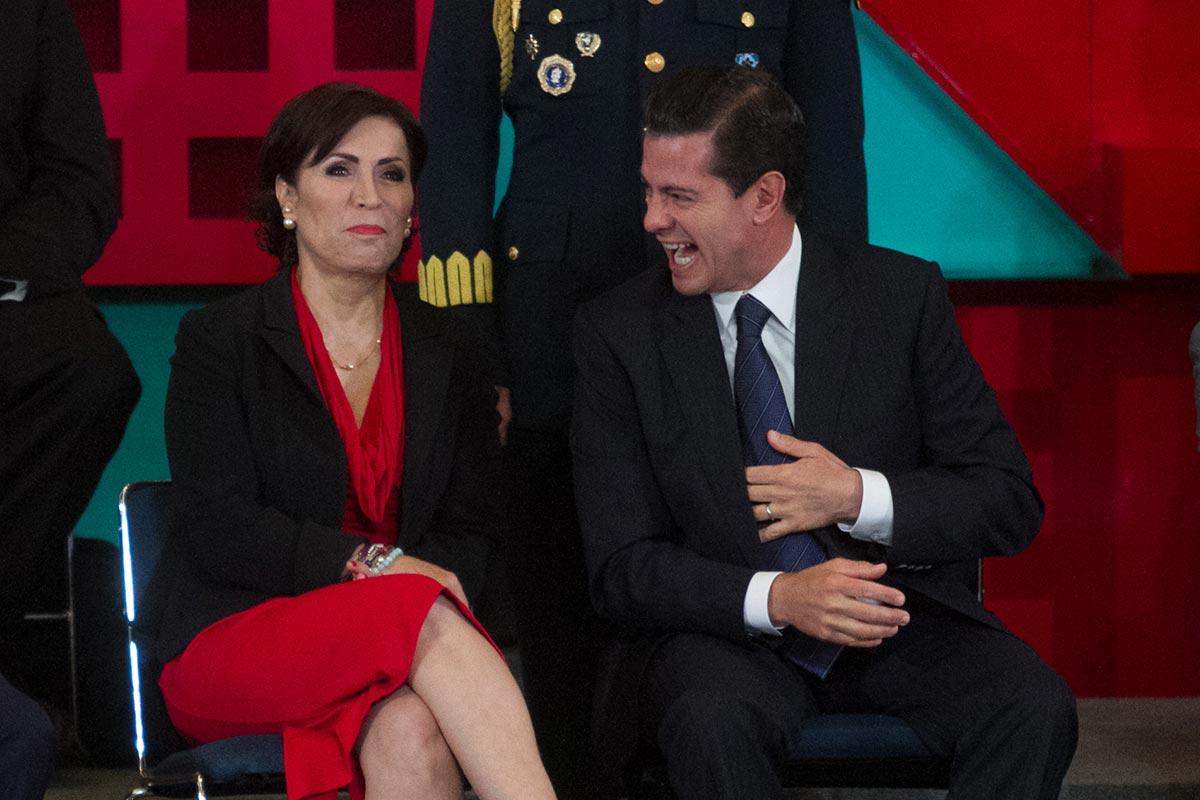 Rosario Robles, Enrique Peña Nieto, Corrupción, Estafa Maestra