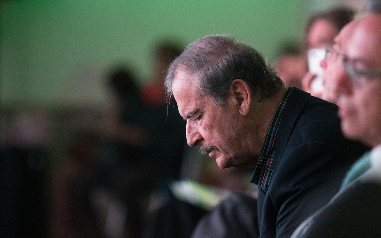 Vicente Fox, seguridad, Andrés Manuel López Obrador, Militar, escoltas,