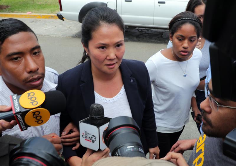 Keiko Fujimori, Perú, América Latina