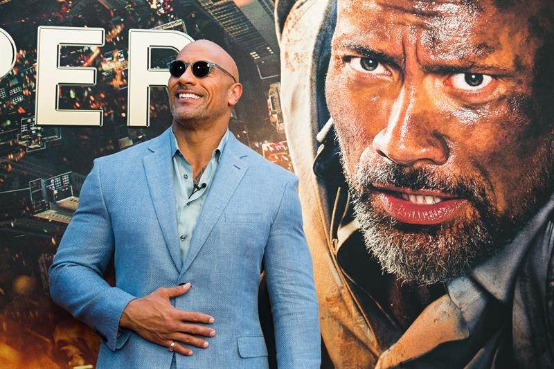 Dwayne Johnson 'La Roca'