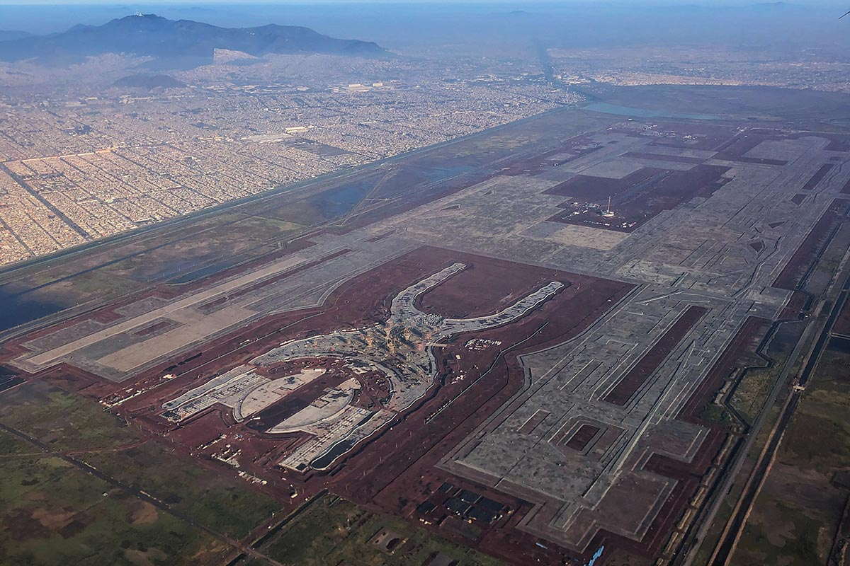 NAIM, Aeropuerto, Texcoco,