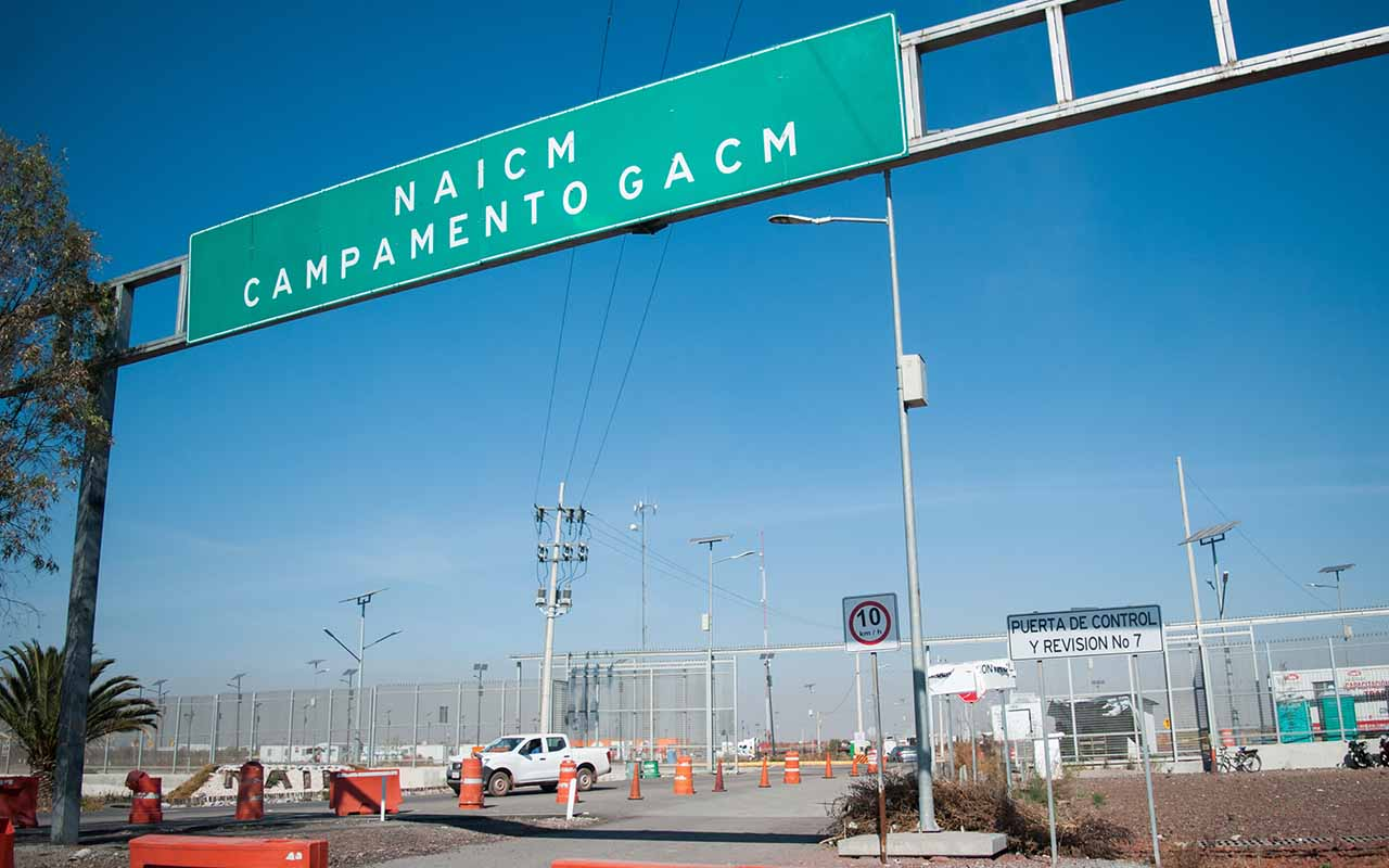 Aeropuerto, Texcoco, finiquito, SCT, Santa Lucía,
