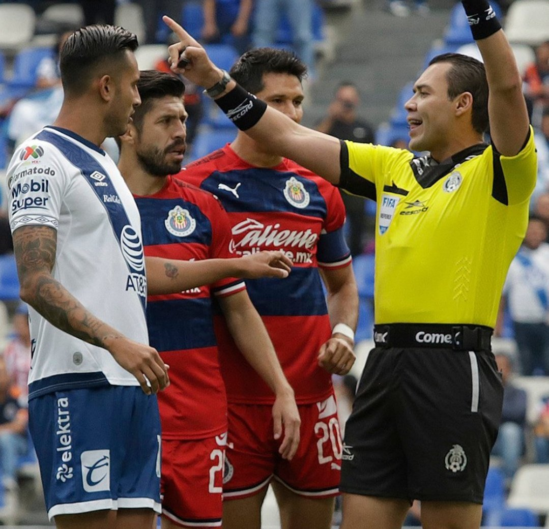Chivas empató con Puebla. Foto: Twitter