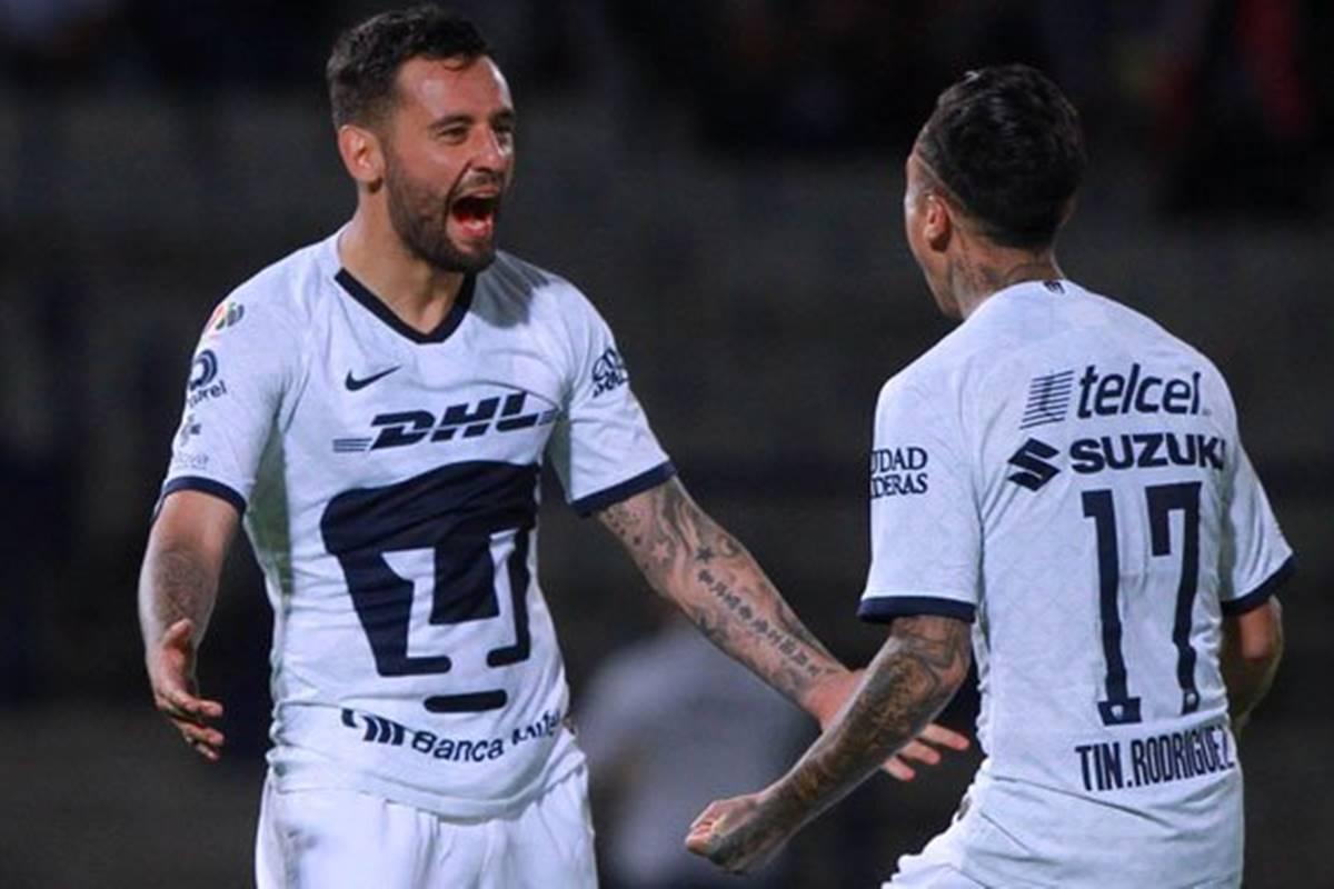 Pumas ganó en la Copa MX. Foto: Twitter
