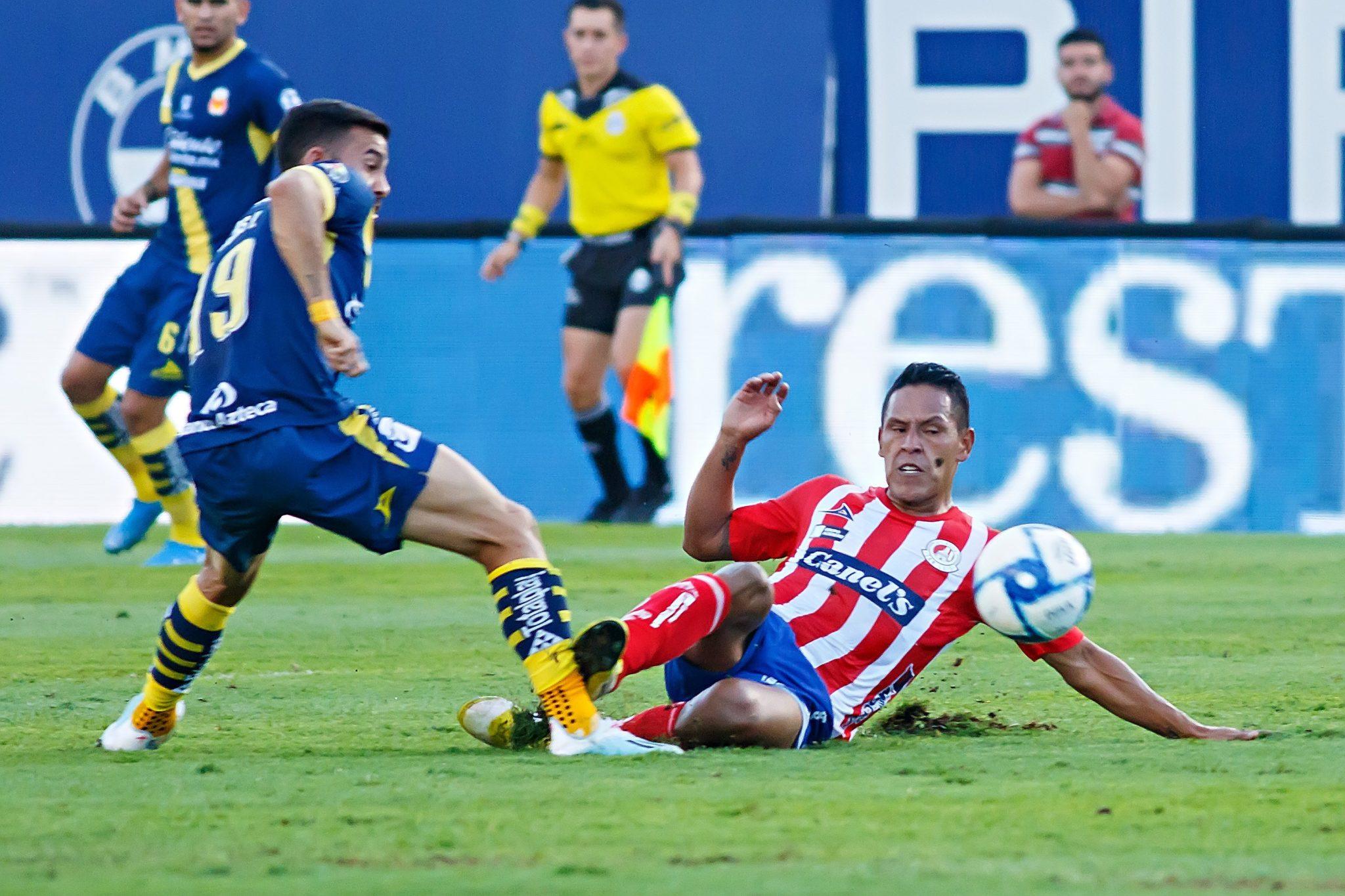 San Luis empató con Morelia. Foto: Twitter