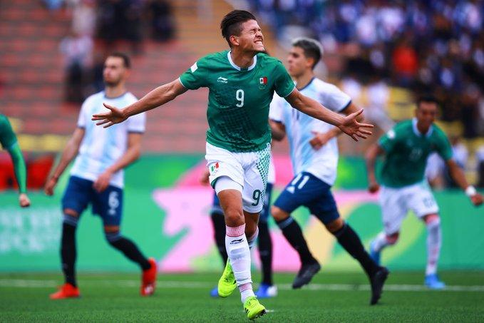 Ganó la selección mexicana. Foto: Twitter