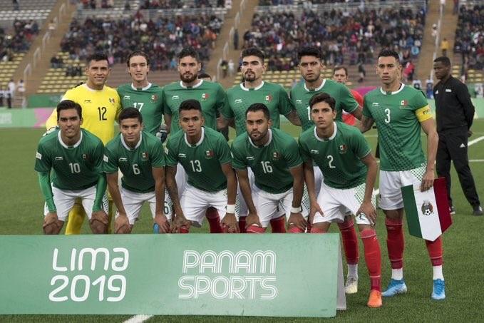Selección Mexicana alcanzó el bronce. Foto: Twitter
