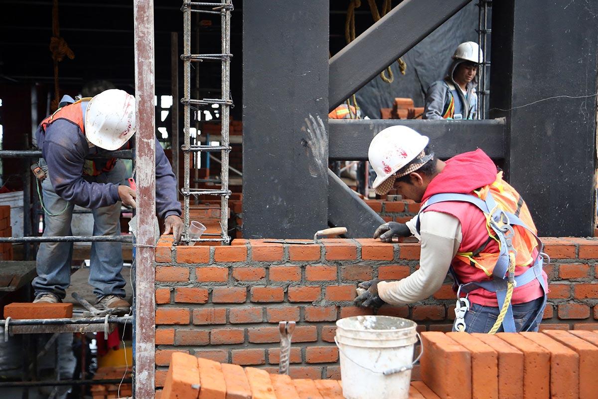 construcción, empleos, Inegi