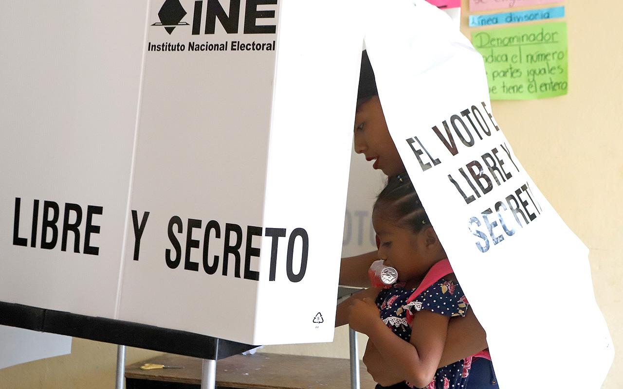 INE, Elecciones 2021, Lorenzo Córdova, padrón electoral,