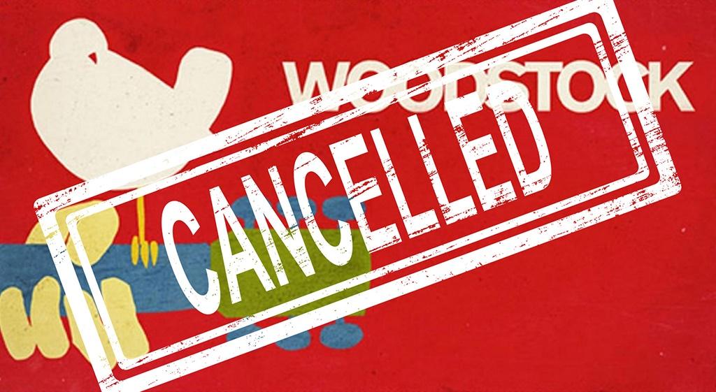 Cancelan Festival Woodstock 50