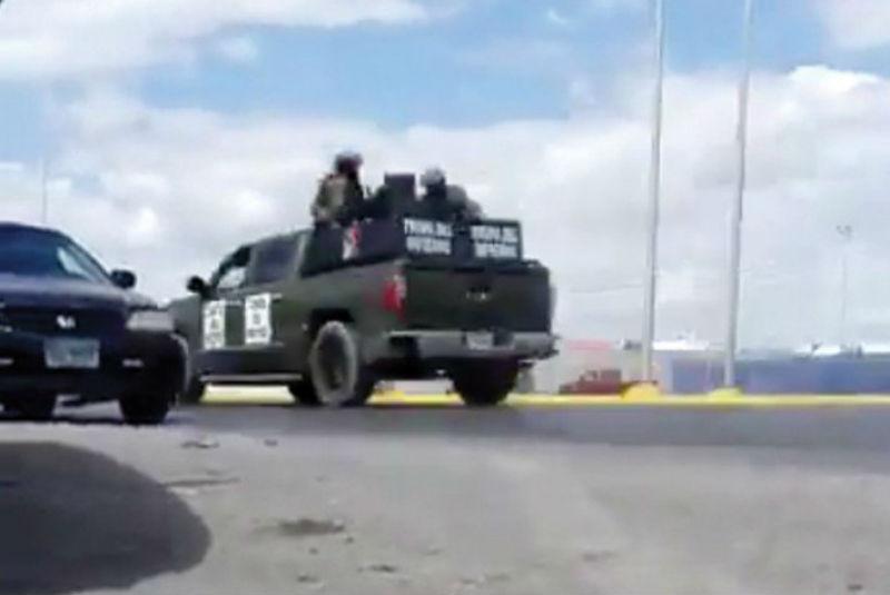 balacera, tamaulipas, Nuevo Laredo