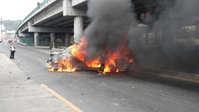 Bazuca, Monterrey, patrulla, violencia,