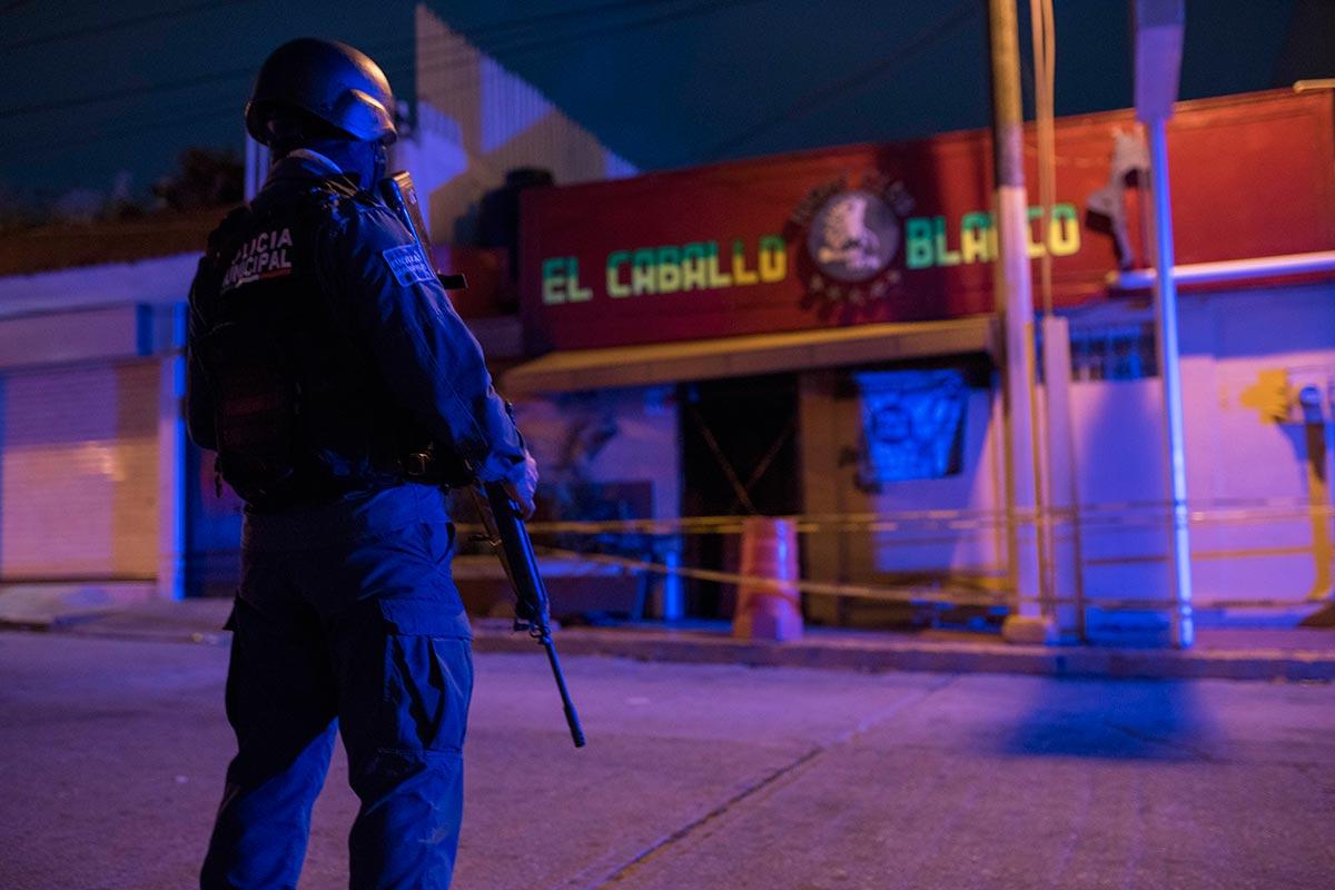 Coatacoalcos, atentado, Veracruz, violencia