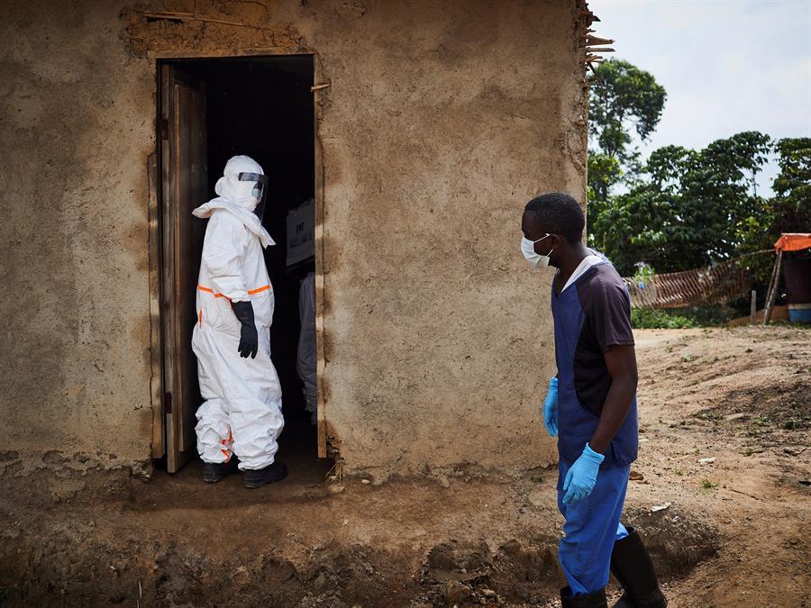 ébola, África, salud, epidemia