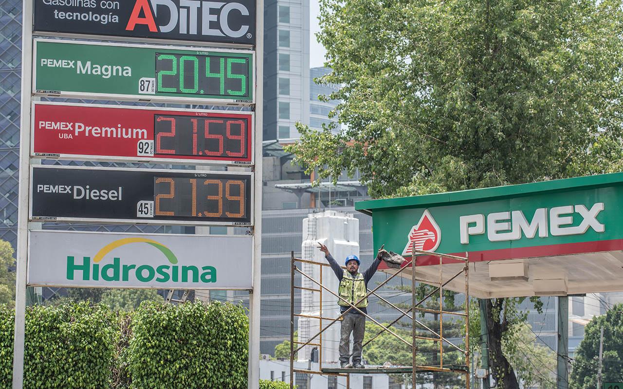 gasolinas, Premium, Magna, estímulo fiscal,