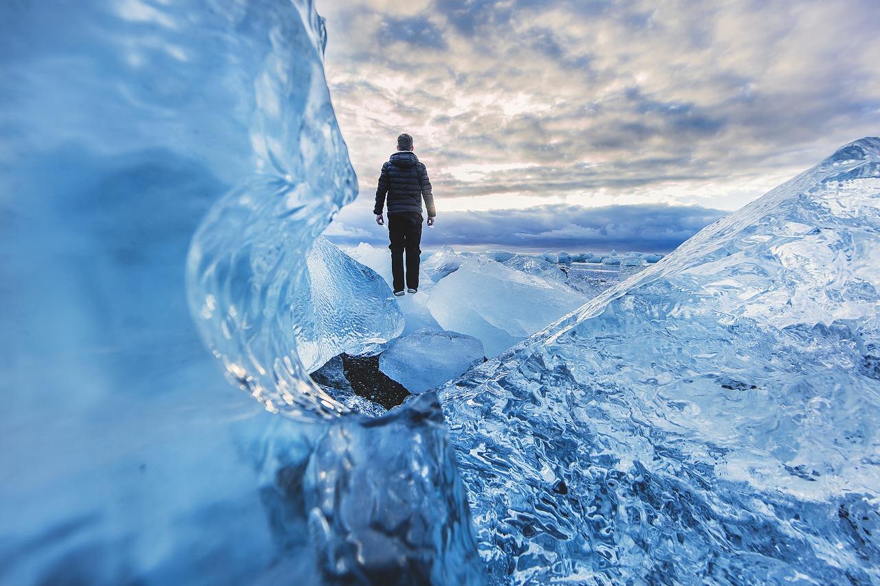 Deshielo, Ártico,