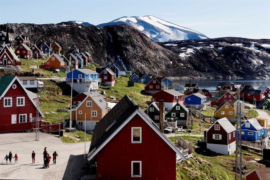 Donald Trump, Groenlandia, Estados Unidos