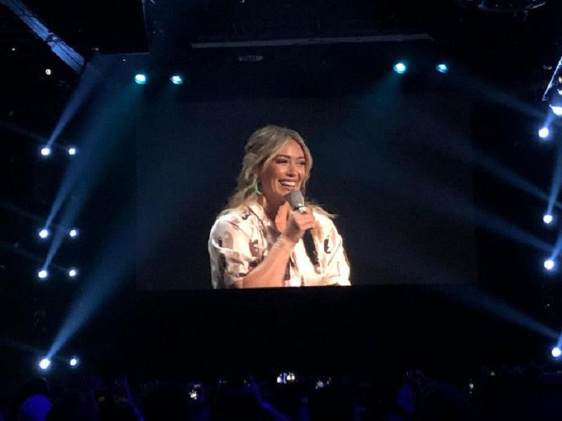 """Hilary Duff anuncia el regreso de """"Lizzie McGuire"""""""