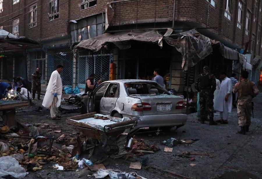 Kabul, Afganistán,