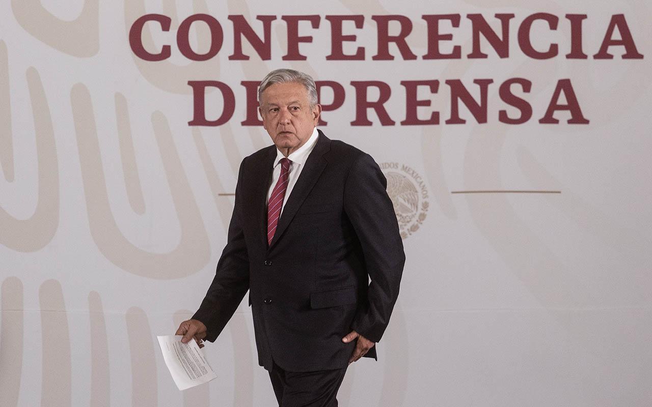 conferencia, mañanera, Andrés Manuel López Obrador, INE, Palacio Nacional,