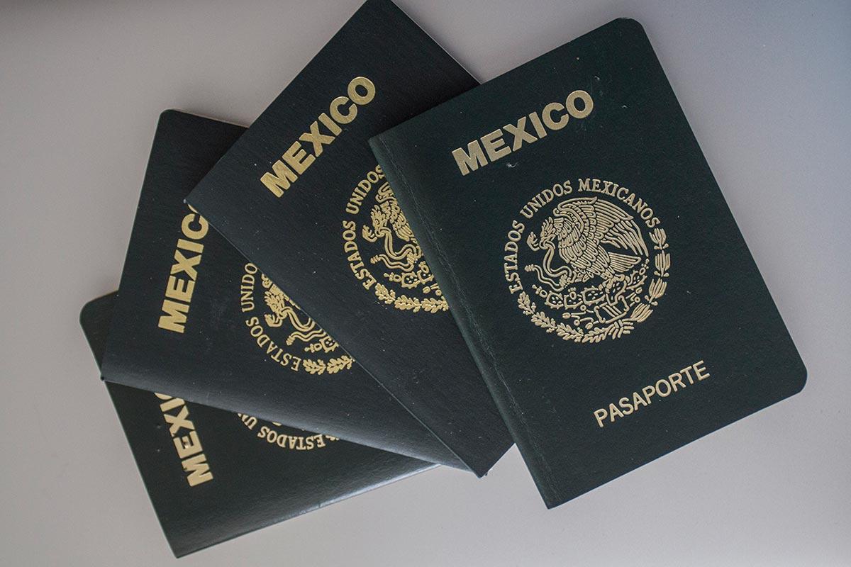 Visa, pasaporte,