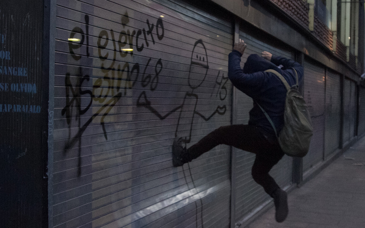 Grafitti, robo de tapas, coladeras, cables, herrería, mobiliario, pinta de grafitis, CDMX,